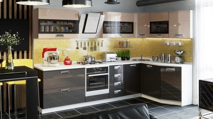 Проект кухни (59 фото): проектирование и выбор дизайна кухонного гарнитура